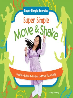cover image of Super Simple Move & Shake